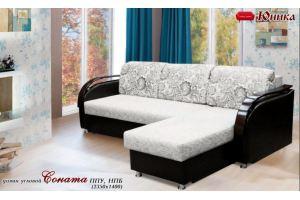 Угловой диван Соната - Мебельная фабрика «МК Юника»