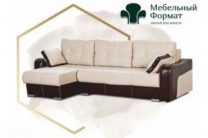 Угловой диван Соната 5 ДУ - Мебельная фабрика «Мебельный Формат»