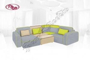 Угловой диван Статус - Мебельная фабрика «Гранд-мебель»