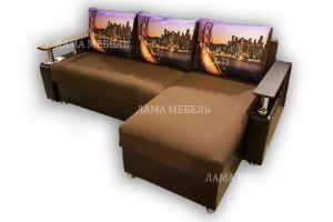 Угловой диван Стиль 2 - Мебельная фабрика «Лама», г. Смоленск