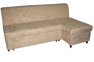 Угловой диван светлый - Мебельная фабрика «Европейский стиль»