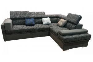 Угловой диван Тхач с подголовниками - Мебельная фабрика «Вершина комфорта»