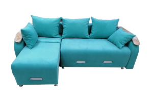 Угловой диван-трансформер Леон - Мебельная фабрика «Самур»