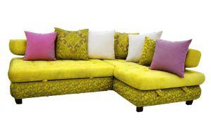 Угловой диван Уют 2 - Мебельная фабрика «Мягкий рай»
