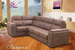 Угловой диван Валенсия - Мебельная фабрика «Любимая мебель»