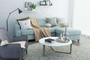 Угловой диван Валенсия Ретро + кресло Крис - Мебельная фабрика «Юнусов и К»