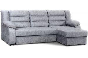 Угловой диван Вашингтон с оттоманкой - Мебельная фабрика «Мягкофф»