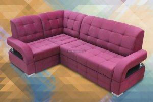 Угловой диван Вегас мягкий - Мебельная фабрика «Виктория»
