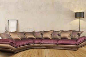 Угловой диван Венеция - Мебельная фабрика «Люкс Холл»