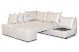 Угловой диван Вирджиния-1 с независимым пружинным блоком - Мебельная фабрика «Карина»