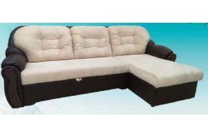 Угловой диван Влада 5 исп. 2 дельфин - Мебельная фабрика «Влада»