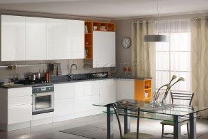 Угловой гарнитур для кухни Jazz - Мебельная фабрика «Астрон»