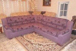 Угловой комфортный диван Кардена - Мебельная фабрика «Джамбек-мебель»