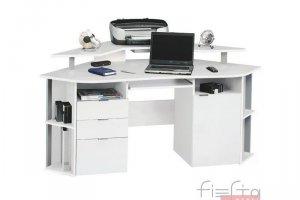 Угловой компьютерный стол 32 - Мебельная фабрика «Фиеста-мебель»