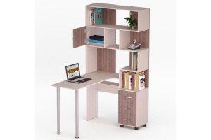 Угловой компьютерный стол 75 - Мебельная фабрика «Фиеста-мебель»