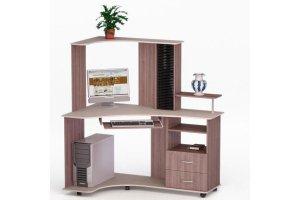 Угловой компьютерный стол 76 - Мебельная фабрика «Фиеста-мебель»