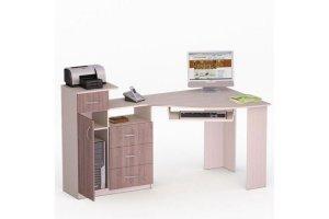 Угловой компьютерный стол 78 - Мебельная фабрика «Фиеста-мебель»