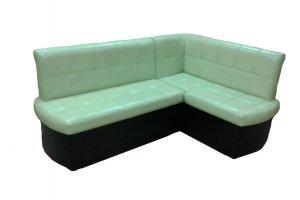 Небольшой Угловой кухонный диван Лидер - Мебельная фабрика «Домосед»