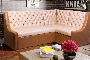 Угловой кухонный диван ФЛОРИДА - Мебельная фабрика «CHESTER»