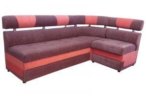 Угловой кухонный диван Рига - Мебельная фабрика «Дария»