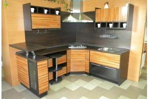 Угловой кухонный гарнитур - Мебельная фабрика «Мебель и Я»