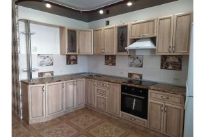 Угловой кухонный гарнитур - Мебельная фабрика «Мебельный стиль»