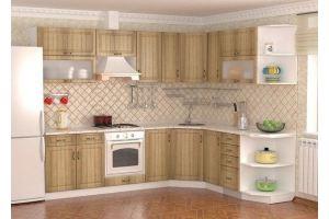 Угловой кухонный гарнитур - Мебельная фабрика «Влад»
