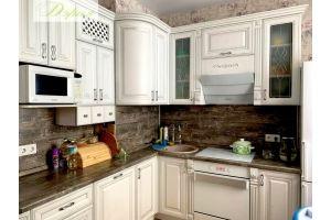 Угловой кухонный гарнитур Амалия - Мебельная фабрика «Дэрия»