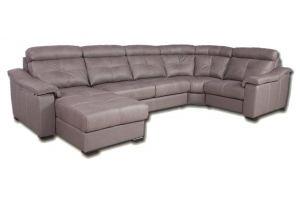 П-образный модульный диван Бавария 2 - Мебельная фабрика «Радуга»