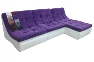 Угловой модульный диван Лагонда - Мебельная фабрика «Палитра»