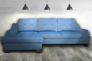 Угловой низкий диван Гольф - Мебельная фабрика «SID Диваны»