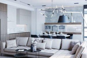 Угловой огромный диван - Мебельная фабрика «Ре-Форма»