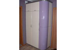Угловой радиусный шкаф - Мебельная фабрика «ДОН-Мебель»