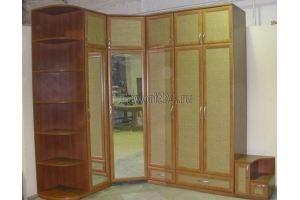 Угловой распашной шкаф - Мебельная фабрика «Фаворит»