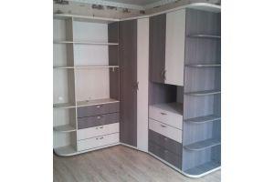 Угловой шкаф - Мебельная фабрика «Вектра-мебель»