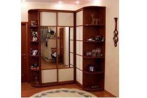 Угловой шкаф Андромеда - Мебельная фабрика «Дэрия»