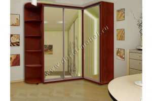 Угловой шкаф Дарио - Мебельная фабрика «Дэрия»