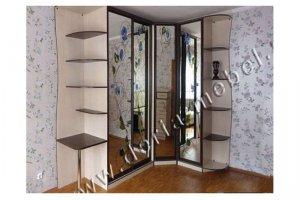 Угловой шкаф Диана - Мебельная фабрика «Дэрия»