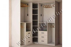 Угловой шкаф Фараон - Мебельная фабрика «Дэрия»
