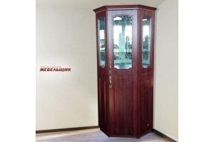 Угловой шкаф Фонарь - Мебельная фабрика «Мебельщик»