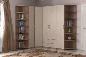 Угловой  шкаф New Line - Мебельная фабрика «Влад»