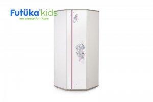 Угловой шкаф Q-bix 41 - Мебельная фабрика «Футука Кидс»