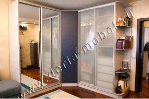 Угловой шкаф Сафина - Мебельная фабрика «Дэрия»