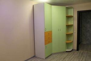 Угловой шкаф в детскую комнату - Мебельная фабрика «Народная мебель»