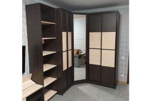 Угловой шкаф в гостиную - Мебельная фабрика «Ариани»
