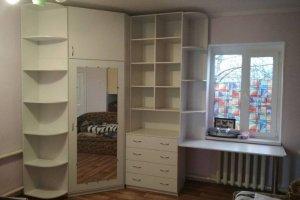 Угловой шкаф в комнату - Мебельная фабрика «КИНГ»