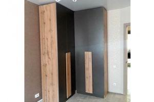 Угловой шкаф в спальню - Мебельная фабрика «Таита»