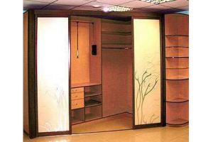 Угловой шкаф Валерия - Мебельная фабрика «Дэрия»