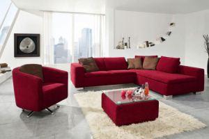 Угловой тканевый диван Almera - Импортёр мебели «Рес-Импорт»
