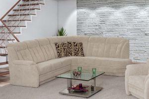 Угловой тканевый диван Andorra - Импортёр мебели «Рес-Импорт»